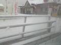 めがっさ積もってます@愛知県春日井市