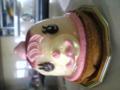 ケーブルテレビ可児のアイドルななちゃんのケーキ!かわいくてしかた