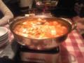 今年初の女子会。イタリアンのお店でトマト鍋☆ まったまにはこうい