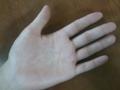 指が短い。アコギが弾けないぐらい