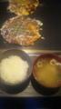 振替休日で平日だったので、祖母とお好み焼き食べに来ました♪祖父は