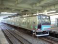 橋本。橋本始発のH12に乗車。