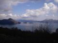 洞爺湖なう