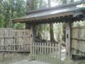 進入禁止の竹林。うどんげェ…