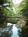 南麻布の有栖川公園をランニング中〜  都心とは思えないもりもりの緑