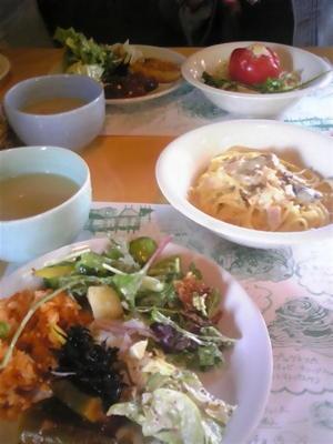 長沼のクレスでおランチ〜道産野菜料理のおみせですめっちゃうまい!