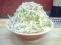 ヤサイマシマシニンニクカラメアブラ。品川店美味かった!
