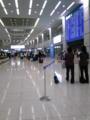 仁川空港到着で〜す
