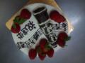 一応クラリネット… 小さいケーキはムズカシイ