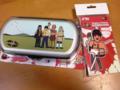 ビックカメラにて購入。PSPケースとクリーナー。このケース欲しかった
