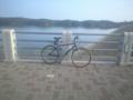 狭山湖なう♪
