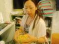 ギャラリースタッフさんがバナナについて熱く語りつつも滝口さん@omamu