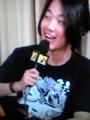 @geonil2 ★Hi!KENchan♪JAWS t-shirt!!! it looks great on u(☆_☆)kuma。