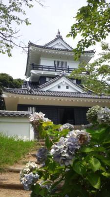 本日、和多屋休みなので千葉の城巡りしてます!まずは久留里城!