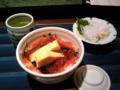 オペラシティの寿司屋、日替り丼がいつもイワシ丼からイクラ丼に変わ