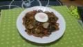 ☆いけ麺リレー☆その7 味噌焼きうどん