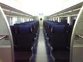 先日、京成上野駅に停まってたスカイライナーにちらっと入っちゃった