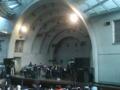 水上音楽堂って、昨年のブギフェス以来だったけど、ステージの前に水