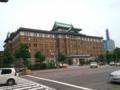 愛知県庁って歌舞伎座みたいですね