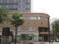 今日の近代建築(警察署) 割りと新しいビルのようだけど、近代建 築風