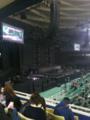 Nickelback live at 武道館(^w^) 箱がちっちゃいから盛り上がりそう(^_^)v