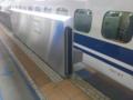 新幹線の東京駅にホームドアが設置されるんですね!
