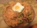 ゴーヤチャンプルー焼きうどん(麺ダブル)