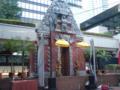 昨日都庁に用事があり西新宿を歩いていたら、芸能山城組のケチャ祭が