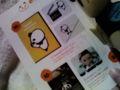 新潮文庫の応募マークが10枚たまったから、yondaくんのDVDもらえるん