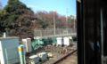 丸の内線の四ッ谷駅は地上に出る。なんか楽しい。