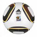 2010年南アW杯公式ボールが英大衆紙ザ・サンでスクープされたね〜。画