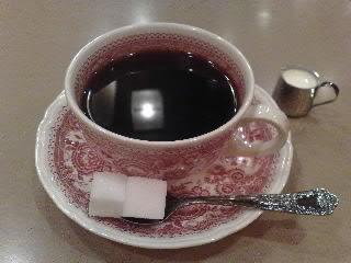 六曜社珈琲店|ブレンドコーヒー