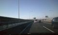 今日は東松山の方へドライブ。中央道から圏央道で東名道へ向かう。