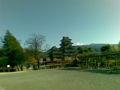 松本城なう。あれ、なんか思っていたより小さいな。