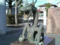 磐田市竜洋にあるなぎの木会館に来たら龍がいました。