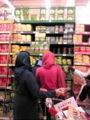 富豪に混じってお買い物!ドバイのシティセンターのスーパーにて。グ