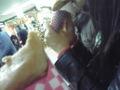 女子会。ブロードウェイを満喫してクレープ食べながら恋バナ。女子!