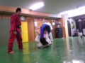 ホ〇プロマネージャー氏、練習頑張ってます!