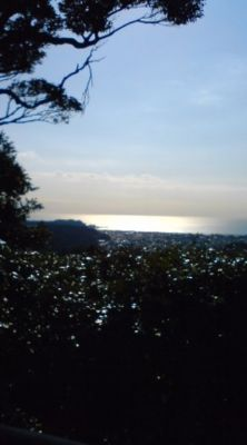相模湾、最高の眺めです!最速の1時間50分でクリア☆