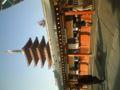 観音様と浅草神社、お詣りしました。