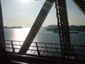 瀬戸内海!初めて見た。