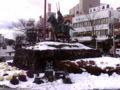 ゆるキャラ祭り以来に来た彦根は期待を裏切らない雪だったw