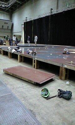 基礎ステージ終了  飯休 暑くてユニクロのモモシキはかない!