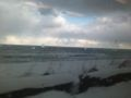 日本海&雪