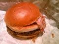 話題のテキサスバーガー 食べてみた@御茶ノ水  うんなかなかウマイ