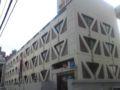渋谷からNHKへの道すがらにあるビデオスタジオが取り壊し。耐震性とか