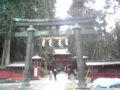 二荒山神社から東照宮に向かいます。