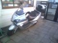 ホォルツァ。 数年前石油消費を減らすため四輪を手放して依頼の愛車