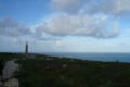 ポルトガルはユーラシア大陸最西端。世界の果ての灯台は結構ちっこい