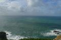 あっちは大西洋。新大陸目指してこんな海に向かっていった人たちがい
